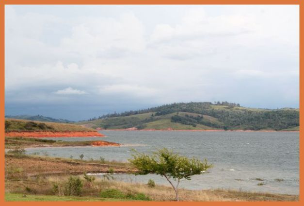 Am Lago Calima 3