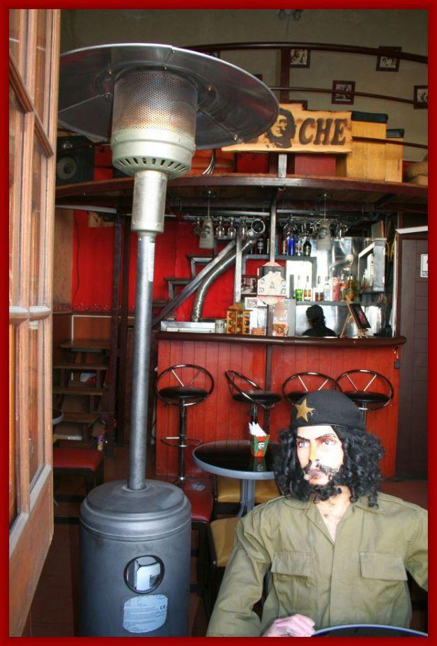 Che in Arequipa
