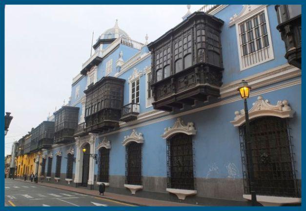 Lima Altstadt 3