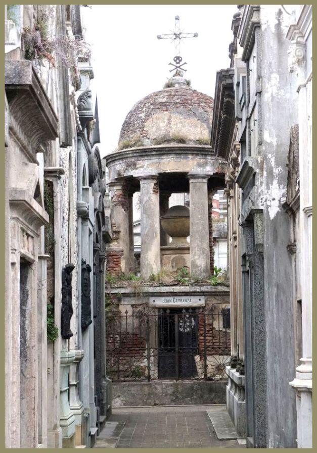 Friedhof von Recoleta 2